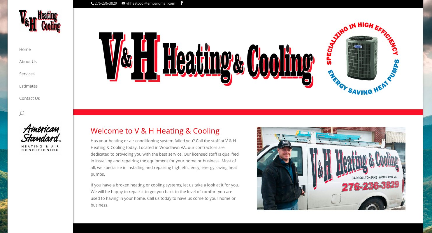 V&H Heating and Cooling