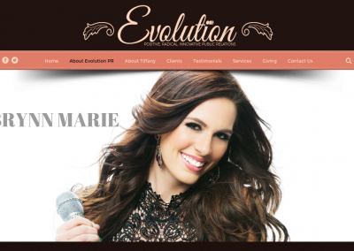 Evolution PR
