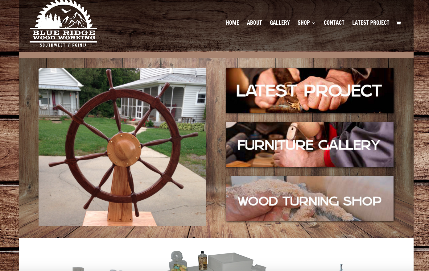 Blue Ridge Woodworking