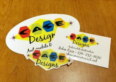 Case Designs – Logo