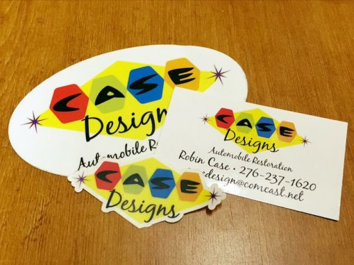 Case Designs – Logo