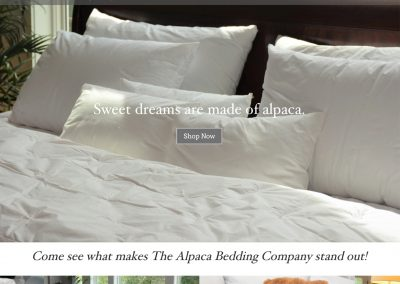 The Alpaca Bedding Company