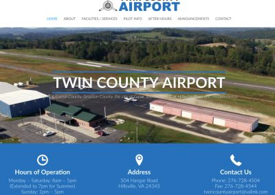 Twin County Airport