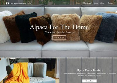 The Alpaca HomeStore