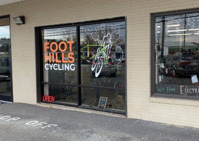 Foot Hills Cyclery