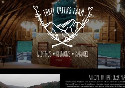Three Creeks Farm