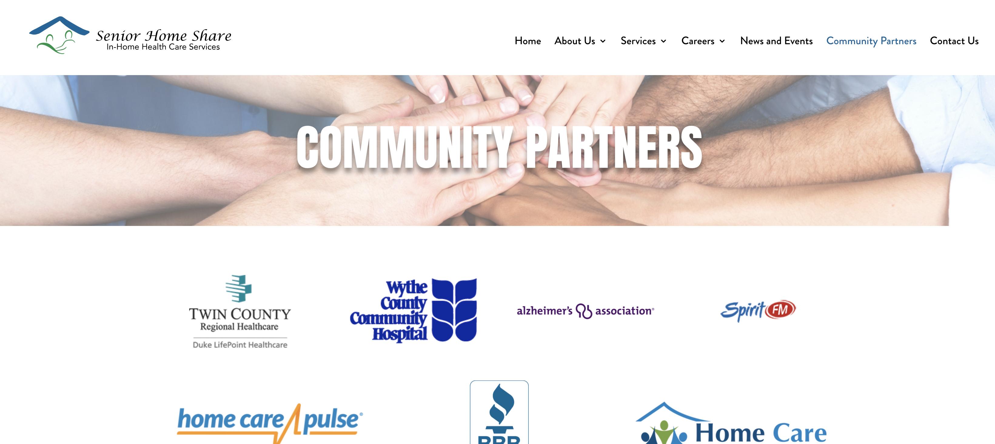 Community Partners Galax VA